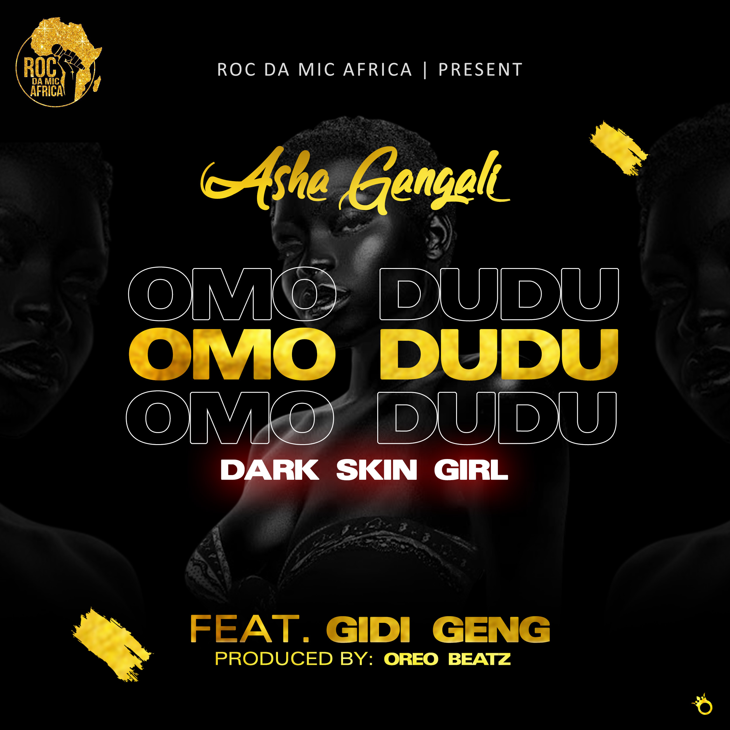 [Video] Asha Gangali Ft. Gidi Geng – Omo Dudu