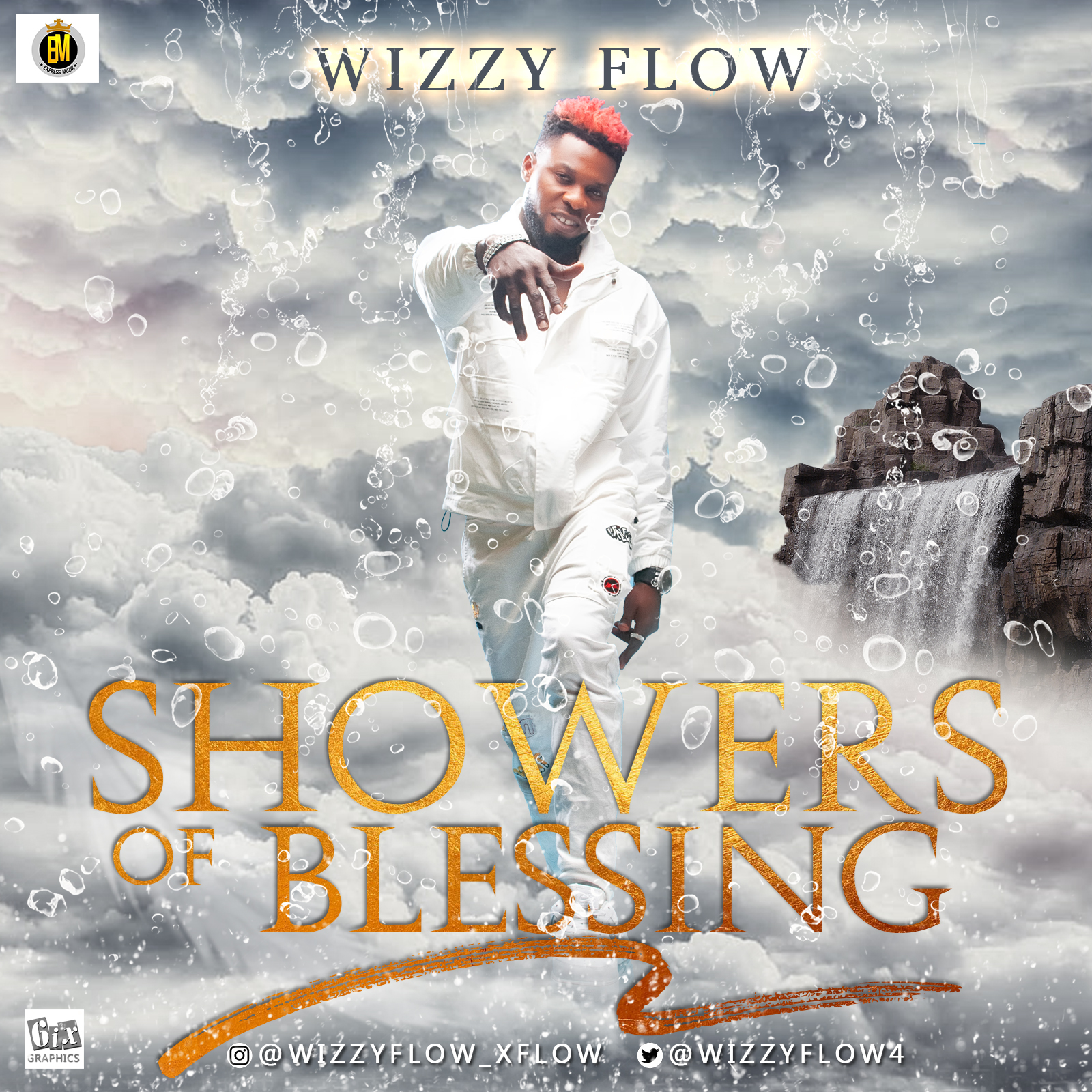 [Music] Wizzy flow – Showers of Blessing